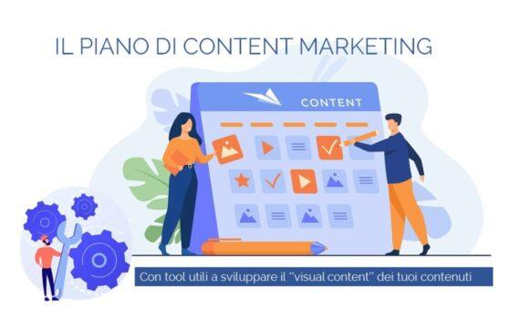 Mini guida al Piano di Content Marketing