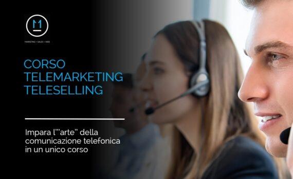 Formazione Teleselling Telemarketing: per Web Agency